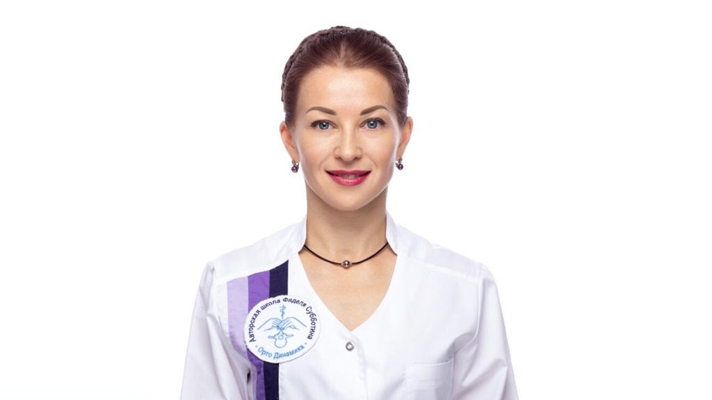Ковалева Мария Александровна