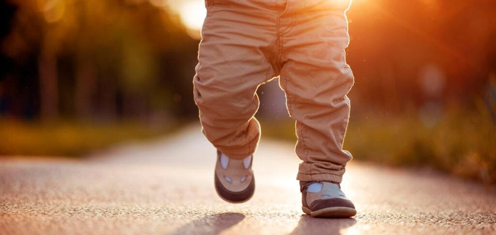 Плоскостопие у ребенка